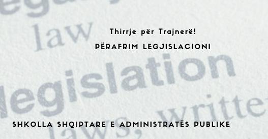 Përafrim Legjislacioni