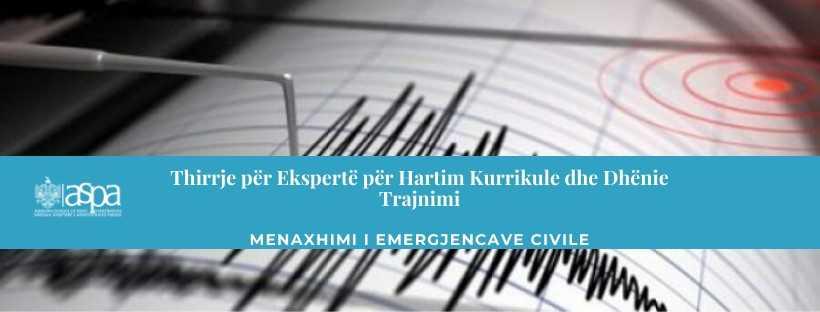 Menaxhimi I Emergjencave Civile