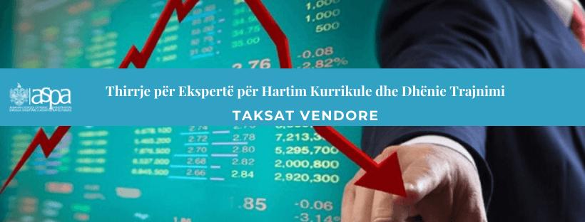 Taksat Vendore